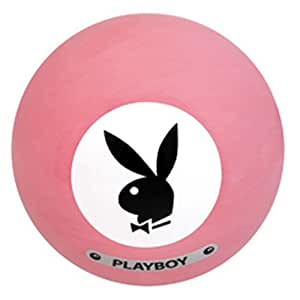 Tirelire boule de billard Playboy rose