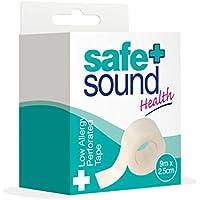 Safe and Sound Medizinisches Klebeband, geringes Allergierisiko preisvergleich bei billige-tabletten.eu