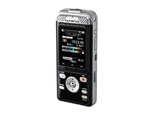 Olympus DM-901 Enregistreur numérique 4 Go Noir