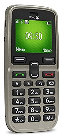 Doro 5030 Téléphone débloqué GSM (Ecran: 1,77 pouces - 1