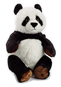 National Geographic- Panda Peluche, Color Negro-Blanco (9770846)