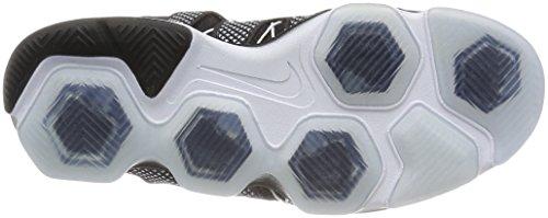 Agility Sneaker Zoom Nike 2 Fit Nero Bianco Donna fIfzqEw