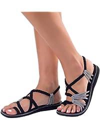 Planas Negras Es Amazon Rgn0uw Sandalias Para Zapatos Mujer 42 mN80vwOn