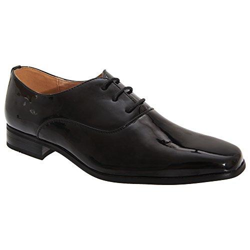 Goor - scarpe eleganti per cerimonie - bambino (38 eur) (nero)