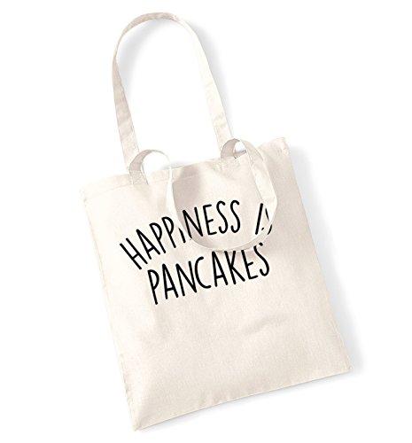 Felicità è Pancake Borsa Natural