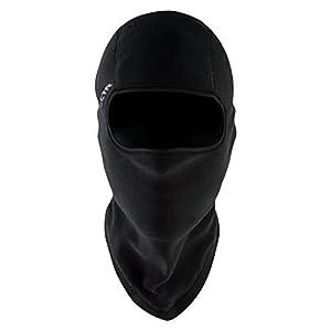 CHAOS Tempest/Chinook Balaclava Fleece Funktionsmaske Erwachsenen Sturmmaske weiche warme Fleecemaske auch für unter den Helm geeignet Sportmaske