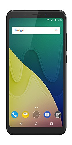 Wiko VIEW XL SIM doble 4G 32GB Negro - Smartphone (15,2 cm (5.99