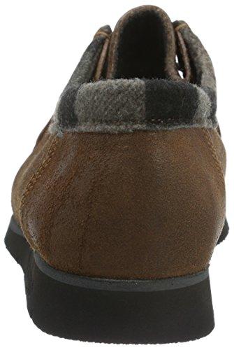 Sioux Grash-h162-06, Mocassini Uomo Marrone (Braun (cognac/brown))
