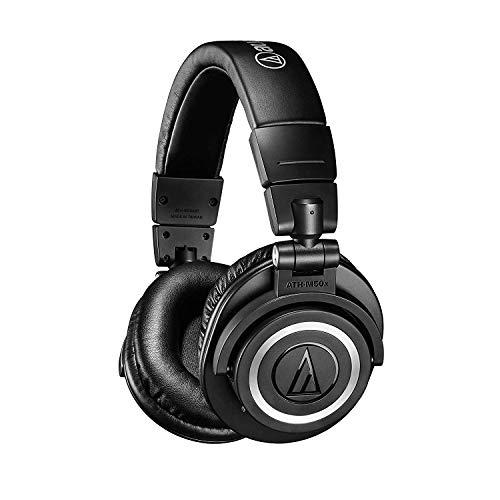 Audio-Technica ATH-M50XBT Kabelloser Kopfhörer Schwarz