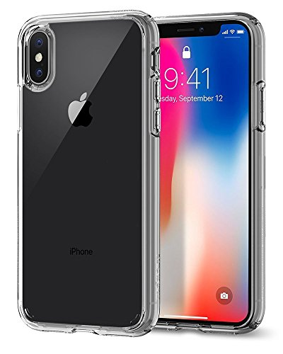 Spigen Ultra Hybrid Case for iPhone X (2017)
