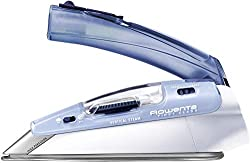 Rowenta DA1510 Focus Travel Reisebügeleisen, max. 1000W, 45g/min Dampfstoß, Dampf-Bügeleisen ohne automatische Abschaltung