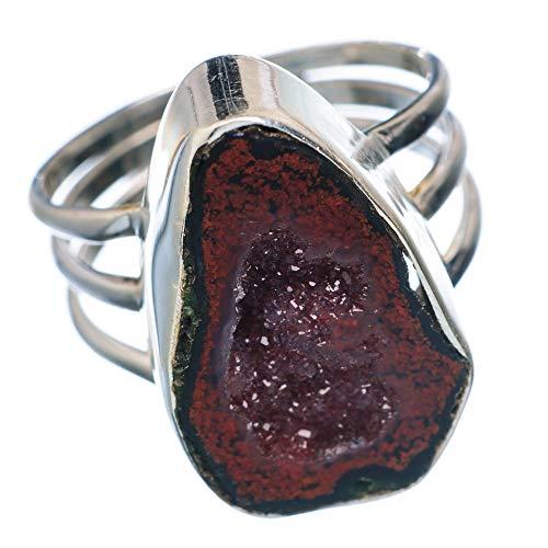 925 Sterling Silber Ring 9 ()