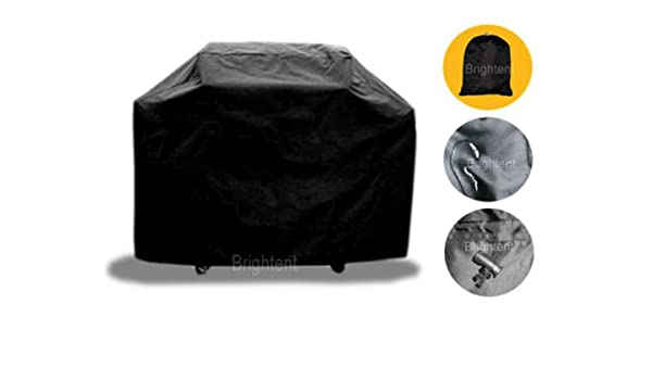 Stariso Grill Covers Waterproof Heavy Duty Garden BBQ Cover Smoker Protection