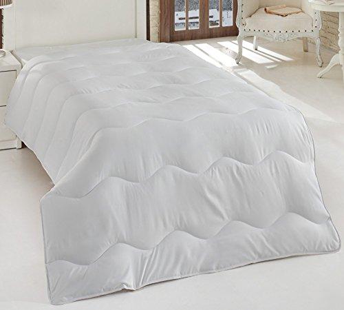 Bettdecke Steppbett Microfaser Sommerdecke Einziehdecke Decke Stepp Bettwäsche, Größe:135 x 200 cm