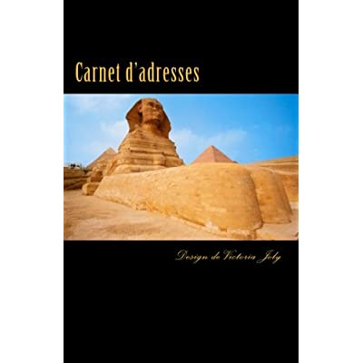 Carnet d'adresses: Adresse / Telephone / E-mail / Anniversaire / Site Web / Log in / Mot de passe / Collection Mysteres 10