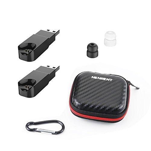 USB Ladekabel & S600 Ohrstöpsel Zubehör für S600 Bluetooth Ohrhörer (Ez Pocket Set)