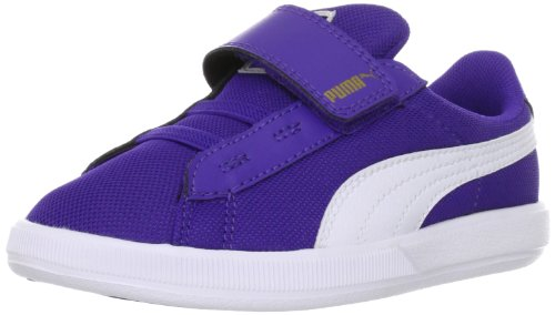 Puma - Active Lite V Kids - 35472103 - Couleur: Blanc-Violet - Pointure: 19.0