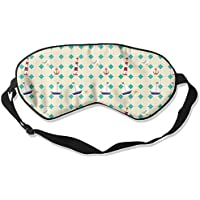 Sleep Eye Mask Lighthouse Boats Lightweight Soft Blindfold Adjustable Head Strap Eyeshade Travel Eyepatch preisvergleich bei billige-tabletten.eu