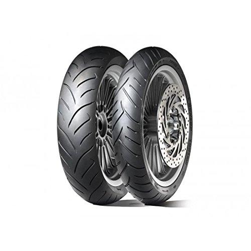 Pneu dunlop scoot x-ply scootsmart 130/80-15 tl 66s - Dunlop 574630976