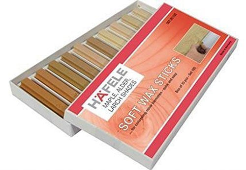 soft-wax-stick-assortment-wood-filler-pack-of-10-maple-alder-larch-colours