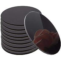 Generic 3mm 50/60/65/70/75/80/80/85/90/90/90/95/100/200mm Circular Perspex Acrílico Hoja de plástico Acrílico Discos