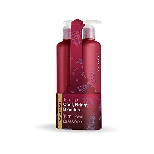 Couleur Joico Supporter Le Violet Shampoing Et Revitalisant Duo 2 X 500Ml (Pack de 2)