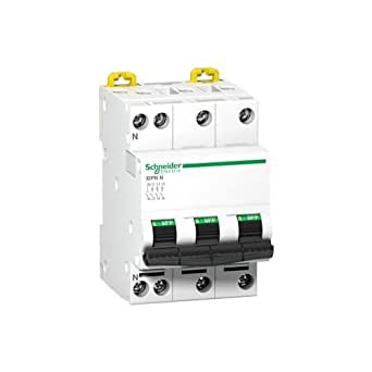 Schneider electric a9N21598iDPN N 3p + n 6000C20