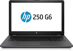 """HP 250 G6 Notebook PC, Display da 15.6"""", Intel Celeron N4000 1,1 - 2,6 GHz, 4 MB Cache, 4 GB di DDR4, SATA da 500 GB, Senza Sistema Operativo, Grigio Fumo [Layout Italiano] [Italia]"""