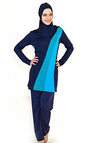 Swallowuk Frauen Muslime Muslimische Islamische Bikini Dubai Badeanzug -
