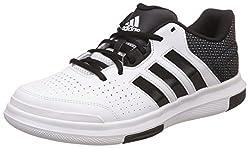 Adidas Mens Future G Ftwwht/Cblack/Ftwwht Basketball Shoes - 6 UK/India (39 EU)