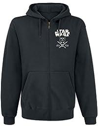 Star Wars Rogue One - Death Trooper Imperial Guard Kapuzenjacke schwarz
