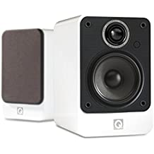 Q Acoustics Q2010i - Altavoces (Color blanco, Piso, Mesa/estante, Universal, Alámbrico, 68 - 22000 Hz, De 2 vías)