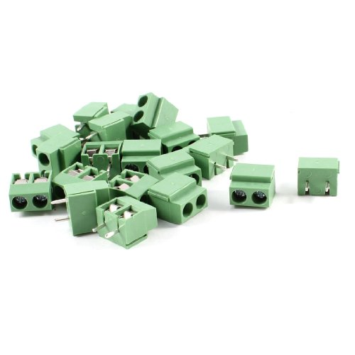 20pcs-2-pole-5mm-pitch-pcb-mount-screw-terminal-block-8a-250v