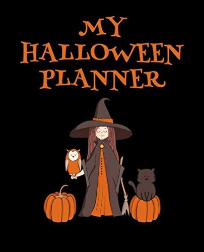 Spooky Halloween Cocktails - My Halloween Planner: Cheeky Witch® Halloween