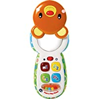 "Vtech 502703 ""Peek and Play Phone"" Toy"