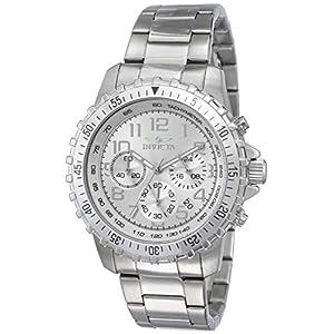Invicta 6620 Specialty Reloj para Hombre acero inoxidable Cuarzo Esfera