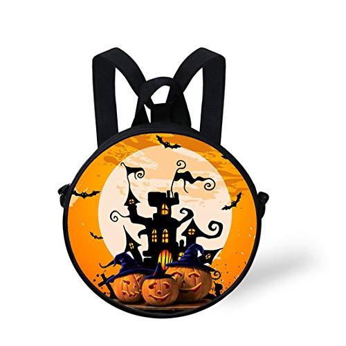 Formulaone-Dcorations-dhalloween-Petit-Sac-Dcole-Rond-Sac–Bandoulire-Garons-Filles-Sac–Dos-Bourse-Enfants-Mini-Sac–Dos-Double-Usage-Kid-Halloween-Cadeau-Halloween-Dcor