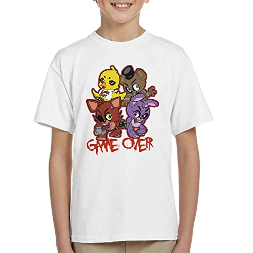 Five Nights At Freddys Characters Kid's T-Shirt