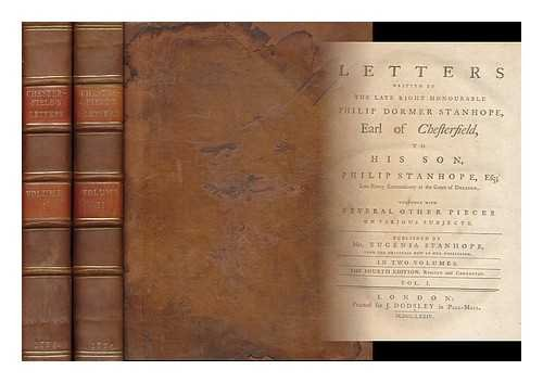 Letters of the Earl of Chesterfield
