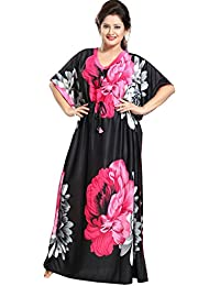 Noty Women's Sarina Floral Maxi Night Gown
