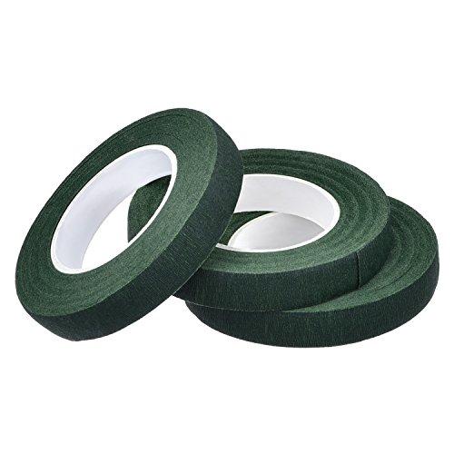EBoot Florist Stem Tape Verde 5,08 cm/1 x (2') 27,43 Meters