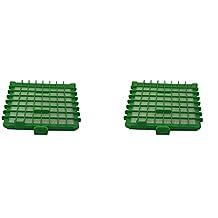 e8fb181d18e19c Lot de 2 Filtres HEPA H13 pour les Aspirateurs Rowenta Silence Force et X- Trem