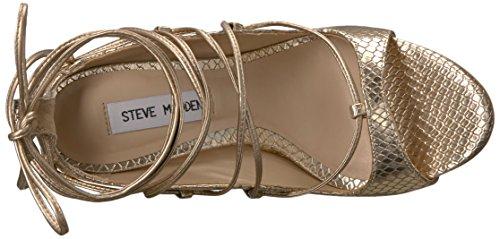 Steve Serpente Roxie Oro Vestito Sandalo Donne Madden 6pYqr6