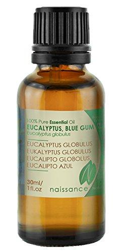 Naissance Olio di Eucalipto Globolus - Olio Essenziale Puro al 100% - 30ml