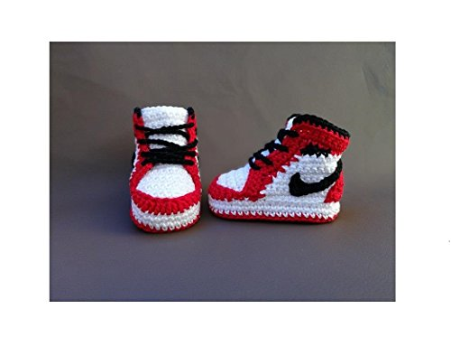 crochet-pattern-baby-air-jordans-nike-sneakers
