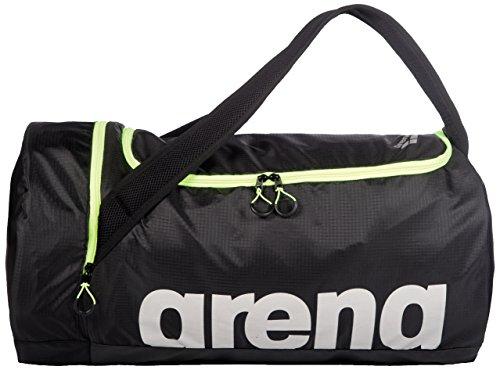 Arena Fast Duffle, Borsa Nuoto Unisex Adulto, Giallo (Yellow Black), Taglia Unica