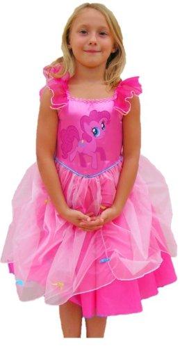 MON PETIT PONEY 154539S - Disfraz de princesa para niña (3 años)