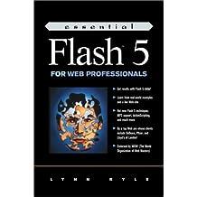 Essential Flash 5 for Web Professionals (Prentice Hall Essential Web Professionals)