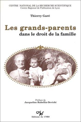 Grands-parents dans le droit de la famille