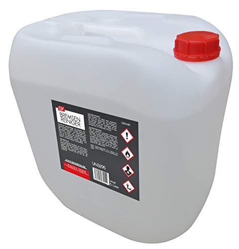 SDV Bremsenreiniger 5L Schnellentfetter Teilereiniger Montagereiniger 5 Liter